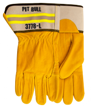 7422582722f0e Watson Gloves 3778-M - Pit Bull Full grain water-off cowhide, pulse