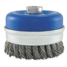 Jet 553518-3 X 5//8-11Nc Stainless Steel Crimped Wire Cup Brush