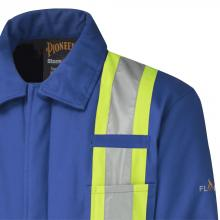 Pioneer V2340440-XL Welding Cape Sleeves XL Green